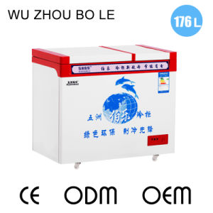 Environmentally-Friendly Design Large Frozen Small Refrigeration Freezer
