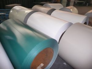 PPGI/PPGL-Prepainted Galvanised Steel Coil and Color Coated Steel Coil.