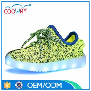 Newest Autumn Kids Fashion LED Shoes Wholesale Price