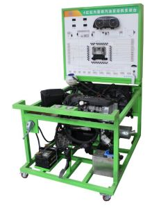 Inline Four-Cylinder Gasoline with Wet Type Four-Speed Automatic Training Equipment pictures & photos