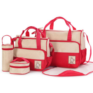 Fashion High Quality Travel Diaper Bag in Set pictures & photos