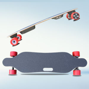 Factory Supply Remote Control Electric Longboard Skateboard with LG Battery