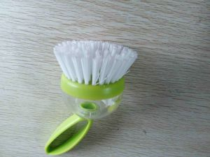 New Dish Brush with Soap dispenser pictures & photos