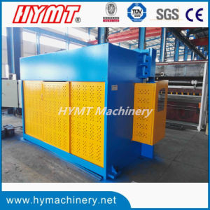 WC67Y-125X4000 steel plate bending machinery/hydraulic folding machinery pictures & photos