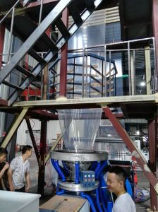 Wide Film Blowing Machine PE Plastic Carrier Bag Making Machine pictures & photos