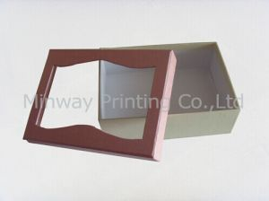 Decorative Paper Storage Boxes with Lid Manufactur