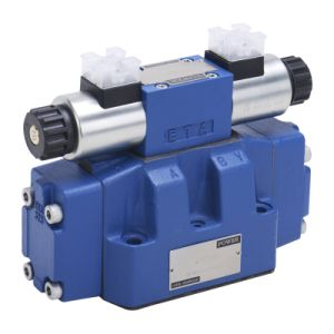 4weh16e6X6eg24n9etz5l Electro-Hydraulically Operated Directoal Valve pictures & photos