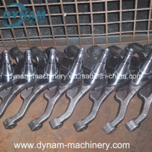 Forging Part Precision Machining Steel CNC Machining
