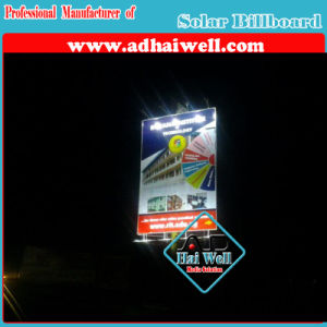 Solar Power System Outdoor Advertising Billboard Display pictures & photos