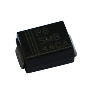 600W, Tvs Rectifier Diode P6SMB43A pictures & photos