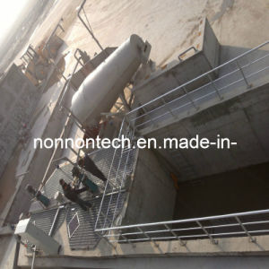 Concrete Recycle Machine for Separating Sand and Stone From Waste Water