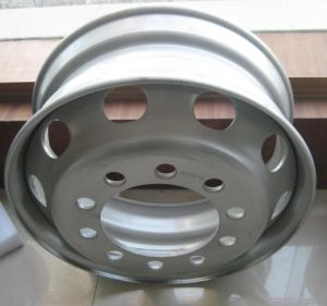 TUV Certified Alloy Truck Wheel and Steel Wheel