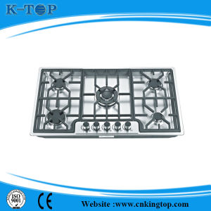 Easy to Clean New Style Metal Sheet Stove Gas Hobs