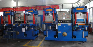 200ton Double Working Station Rubber and Silicone Molding Machine pictures & photos