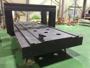 Black Granite Column with High Degree of Accuracy