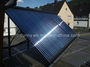 Solar Keymark Certified Solar Vacuum Pipe Collector pictures & photos