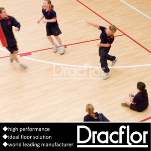 Professional Indoor Stadium PVC Sports Floor pictures & photos