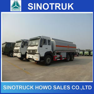 6X4 Sinotruk 20cbm Fuel Tanker Truck Dimensions pictures & photos