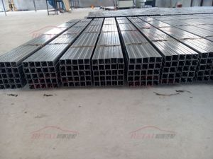 Galvanized Tubular Steel Sign Post Factory