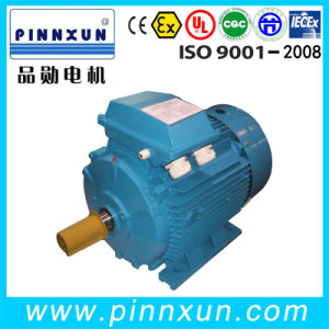 Ie2 Ie3 High Efficiency Asynchronous AC Electric Three Phase Induction Water Pump Air Compressor Gear Box Squirrel Cage Motor