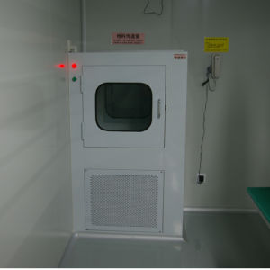 Airshower Electronic Interlock Transfer Box