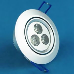 Hot Sale Best Price LED Downlight 3W 85-265V, Epistar Chip pictures & photos