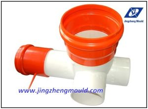 U-PVC Drainage Pipe System Mold pictures & photos