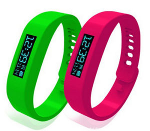 Bluetooth 4 Intelligent Health Bracelet Sleep Monitoring Sports Wear Pedometer