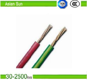 450/700V Thw 12AWG PVC XLPE Insulated Electric Cable pictures & photos