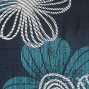 Printed Cloth Polyester Imitation Linen for Chairs pictures & photos