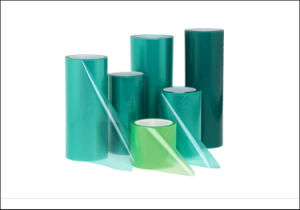 Self-Adhesive Masking Film for Polycarbonate Panels