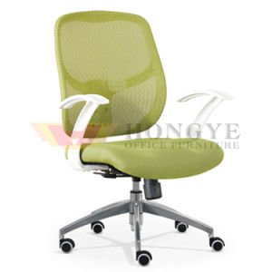 Wholesale Economic MID-Back Mesh Office Swivel Chair for Office Furniture pictures & photos
