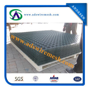 Hot-DIP Galvanized 3.7mmx3000X1850mm Welded Wire Mesh Panel (Singapore) pictures & photos