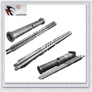 Twin Screw and Barrel for Extruder Machine Made in China