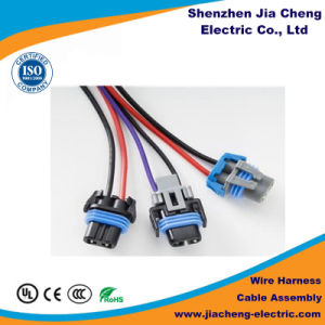Female Straight Connector Rope Cable Assembly New Complicated Wire Harness pictures & photos