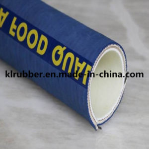 High Pressure Food Grade Braid Rubber Hose pictures & photos
