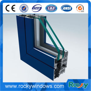South East Asian Style Window Aluminum Profile pictures & photos