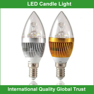 E14 3W LED Candle Light