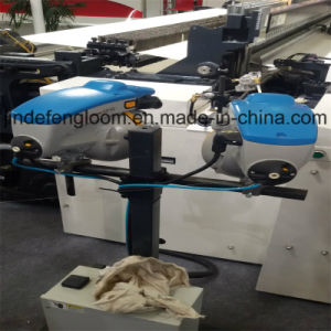 Cotton Fabric Weaving Loom Air Jet Machine with Dobby Shedding pictures & photos