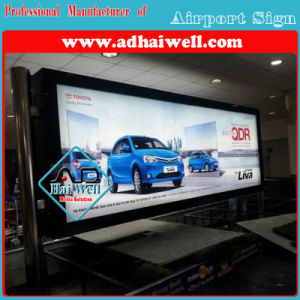 Airport Advertising Aluminum Advertising Light Box pictures & photos