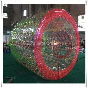 Colorful Dots Inflatable Water Zorb Roller From Guangzhou Factory