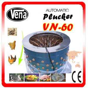 House Use Fully Automatic Chicken Plucker Machine Vn-60 for 7-8 Chickens Per Min pictures & photos