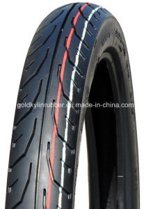 Goldkylin Best Quality (2.25-17 2.25-18 2.50-17 2.50-18 2.75-17 2.75-18) Factory Directly Speed Race Motorcycle Tire/Tyre