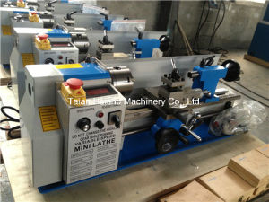 Metal Lathe For Sale >> Hobby Cnc Metal Machines Cq0618a 300 Mini Bench Lathe For Sale And Micro Cnc Lathe Price Forjewelry And Teaching