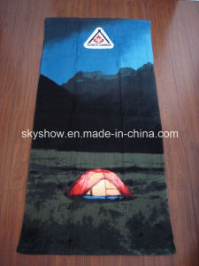 Customed Design Cotton Towel (SST0345) pictures & photos