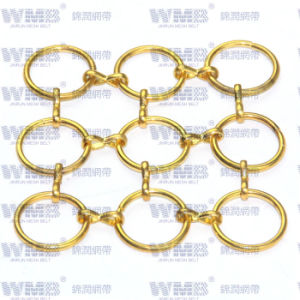 Decorative Metal Ring Mesh for The Hotel pictures & photos