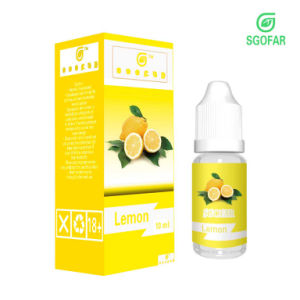 Hot Sale Free Samples E-Liquid with Different Flavors
