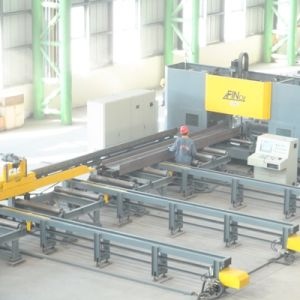 CNC High-Speed Drilling Machine for H-Beams pictures & photos