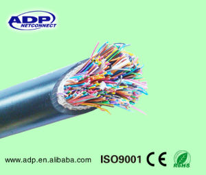 UTP 24AWG Copper 50 Pair Outdoor Non Armored Jelly Filled PE Sheath Telephone Cable pictures & photos