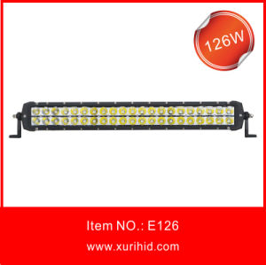 Wholesale Factory CREE 126W LED Light Bar